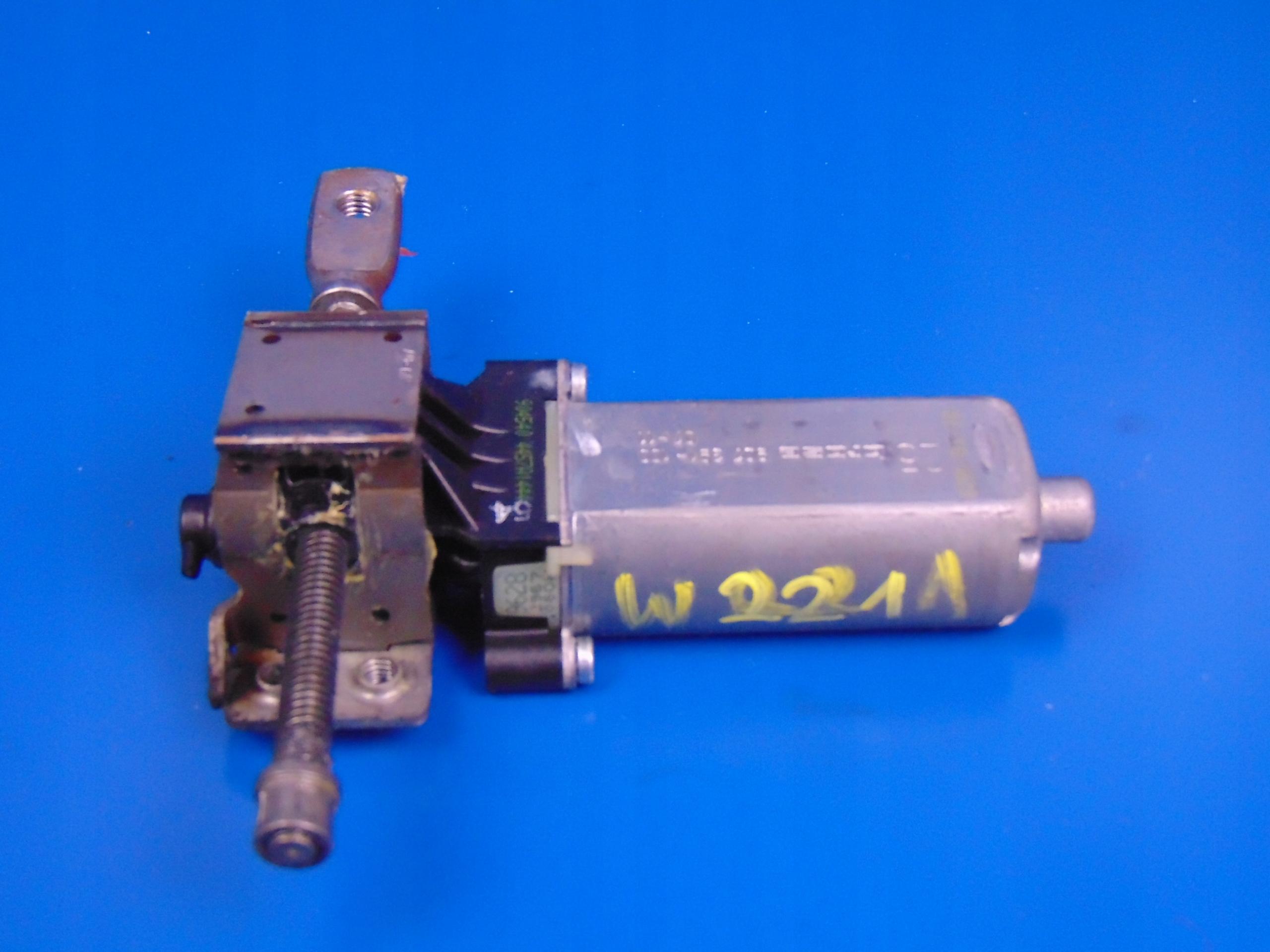 w221 s класс двигатель регулирования кресла 4