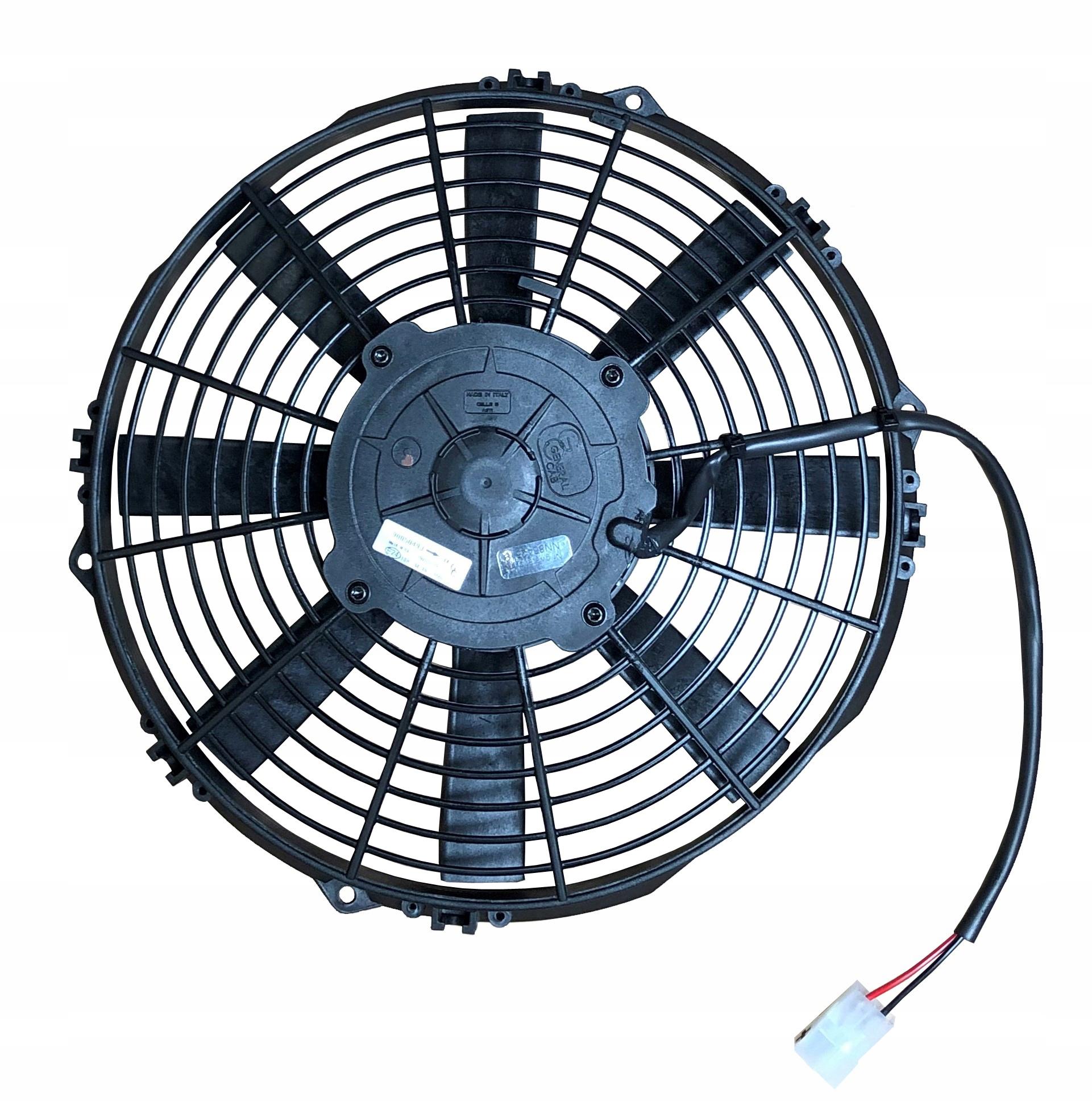 вентилятор осевой 24v 280mm 90050493 всасывающий