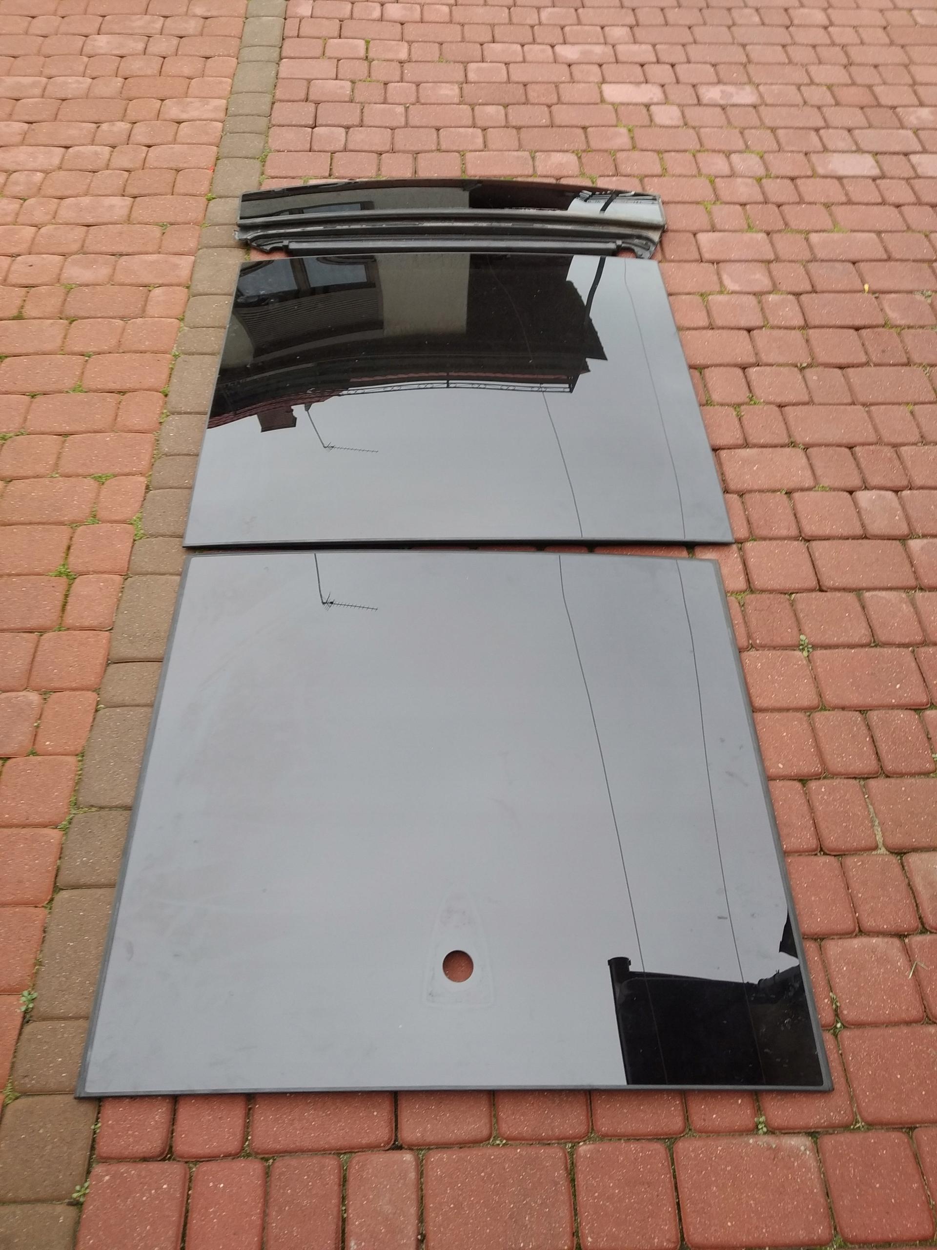 Dach Szyba Panorama Solar TUCSON II 15-19 Turek - Allegro.pl