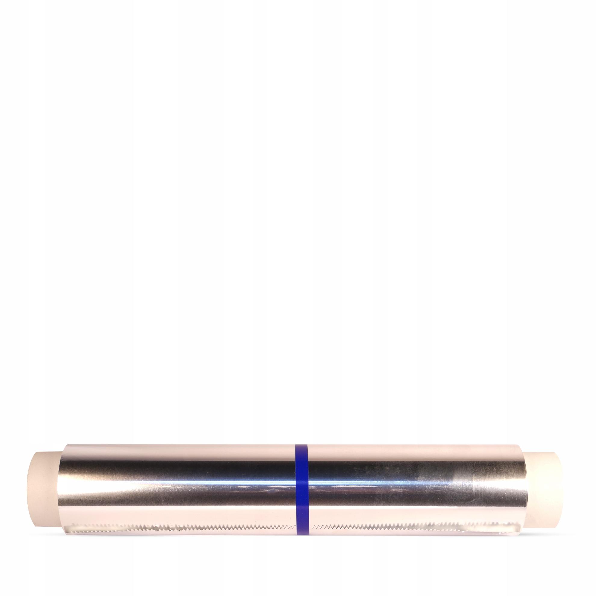 Фольга алюминиевая пищевая с подающим механизмом 30 см