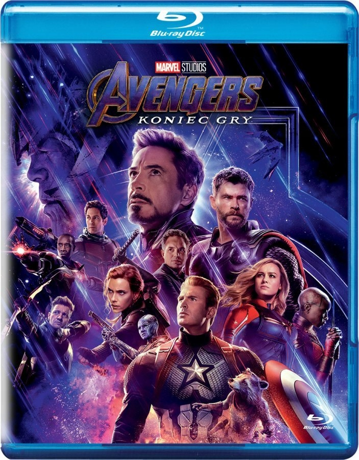 Item Avengers: the End of the game (Blu-ray) NEW 2019
