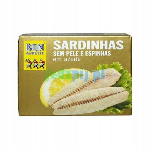 сардины филе без кожи и елочка 105 г португальские