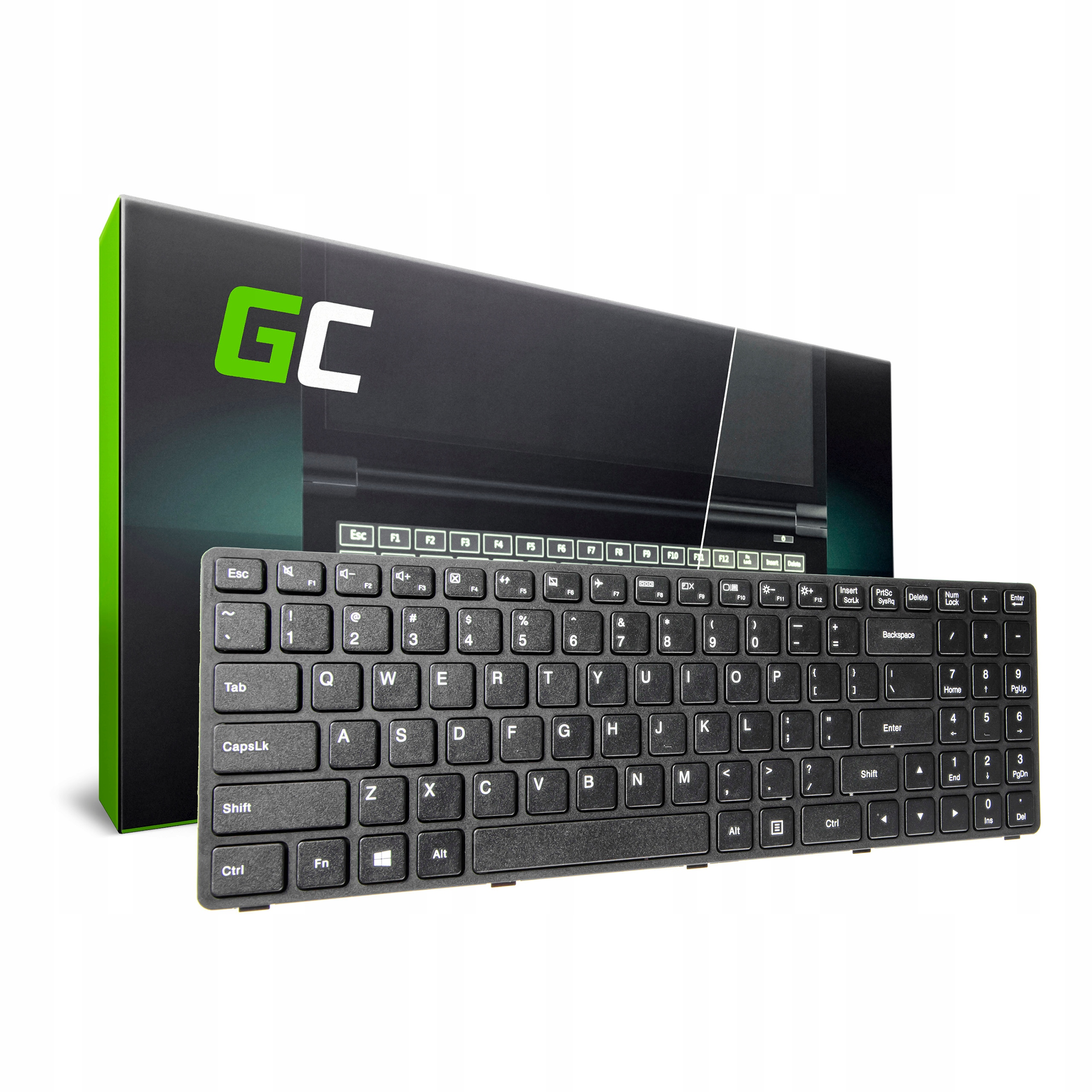 Klawiatura Green Cell do laptopa Lenovo IdeaPad 100 15IBD