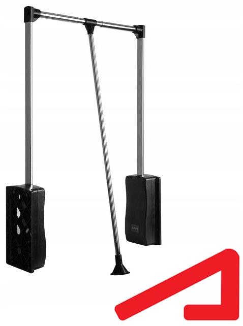 ČIERNY zberač KVALITA 54 - 69 cm - 12 kg