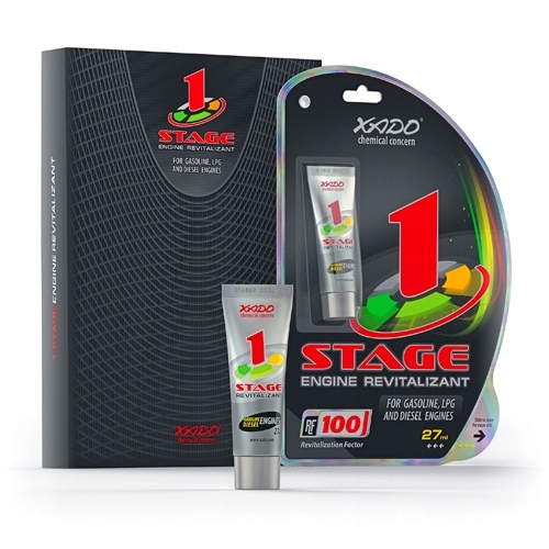 XADO 1 STAGE Rewitalizant do silnika 27ml na HIT