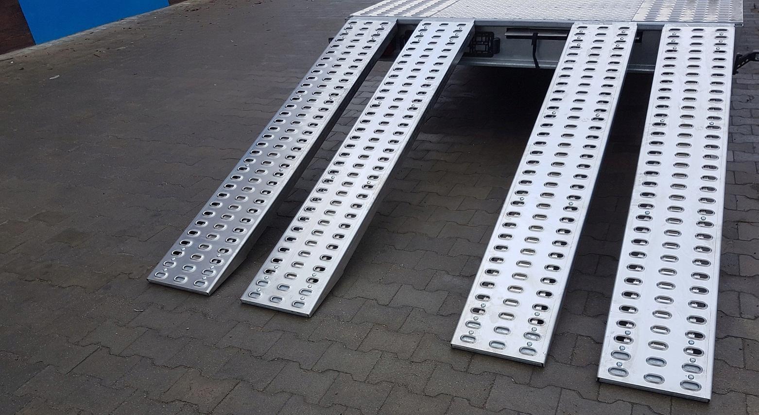 Рейдерство - пандус алюминиевый для эвакуаторов , autolawet