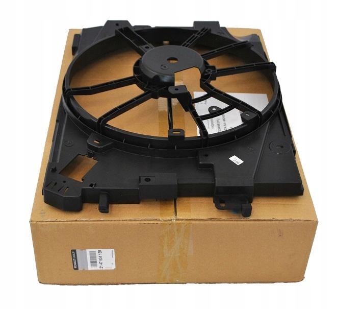 корпус вентилятора радиатора логан ii  sandero ii