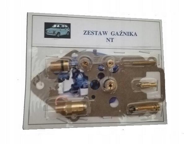 fiat 126p малыш комплект ремонтный карбюратор fl elx