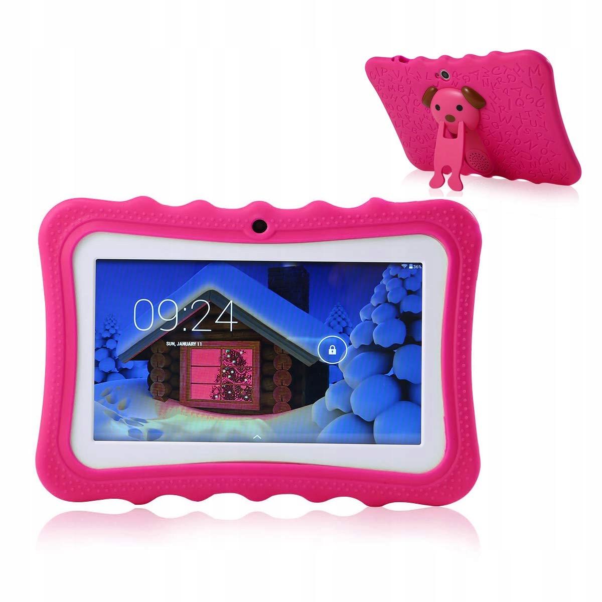 Detský dotykový tablet, 7 palcový WiFi tablet,