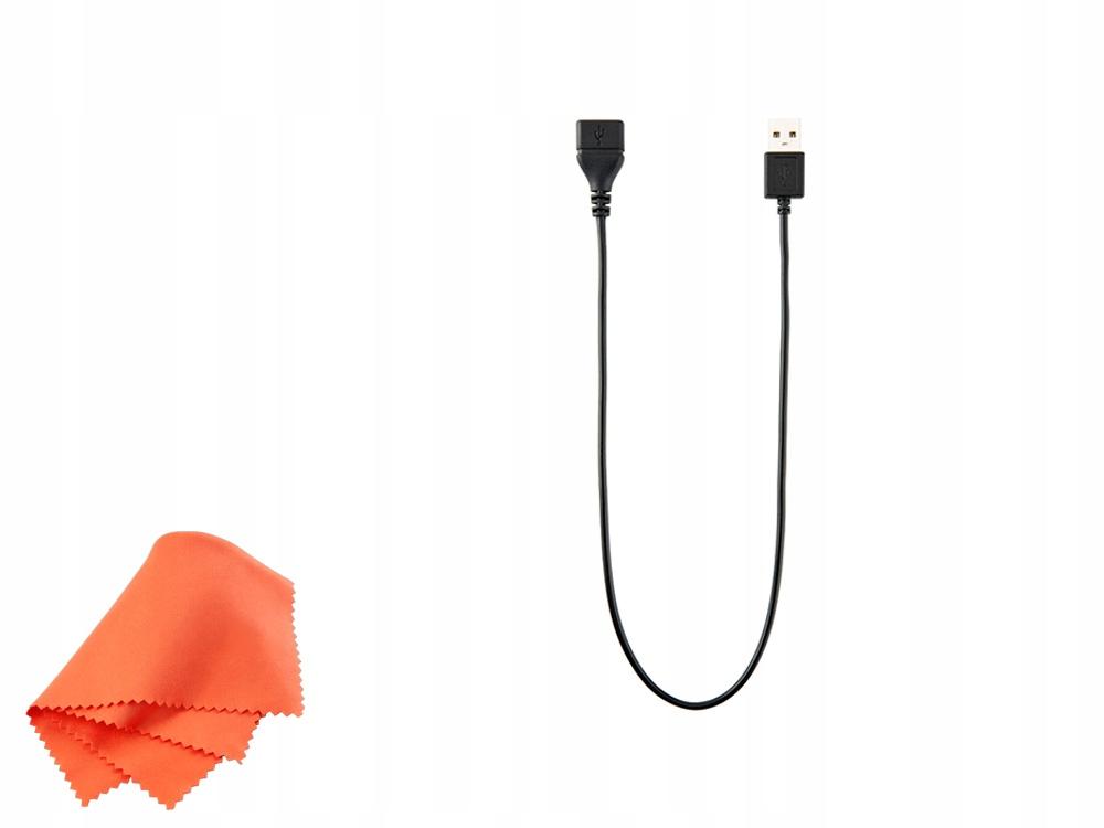 USB predlžovací kábel JJC USBE40 40 cm pre DCH nabíjačky