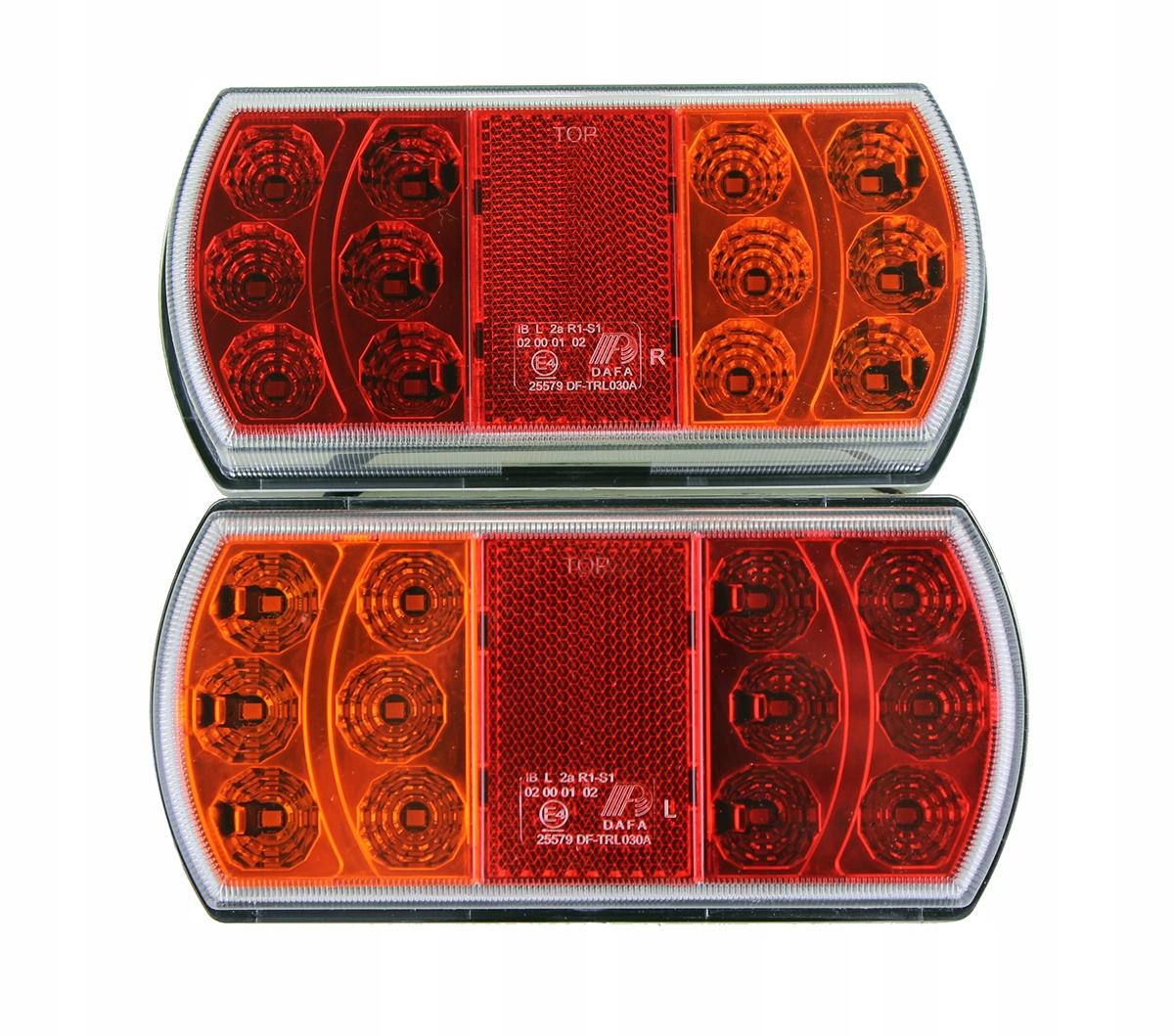 лампа мост фонарь led прицеп 12-24v комплект