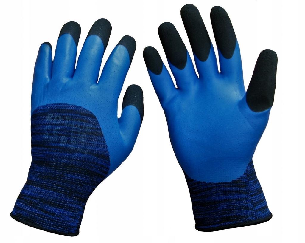 RD-BLUE RĘKAWICE RĘKAWICZKI ROBOCZE ROZ. 10 F-Vat