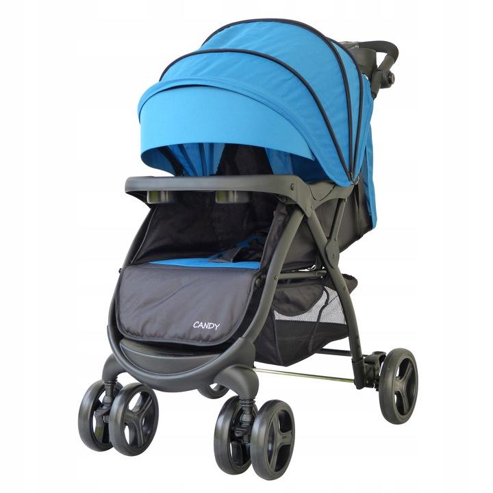Купить *CANDY baby-coo*прогулочная коляска на Otpravka - цены и фото - доставка из Польши и стран Европы в Украину.