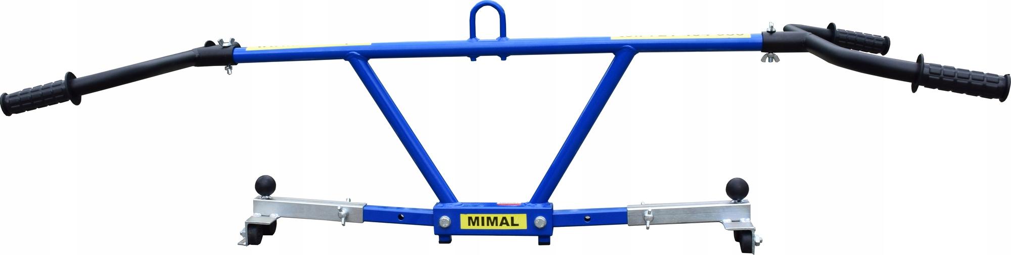 Продольный захват II для досок maxima LIBET Mimal CWL
