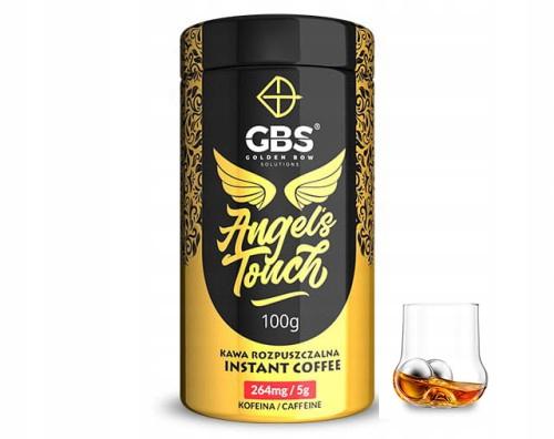 Купить Кофе GBS angel'S Touch Растворимый Карибский ром на Otpravka - цены и фото - доставка из Польши и стран Европы в Украину.