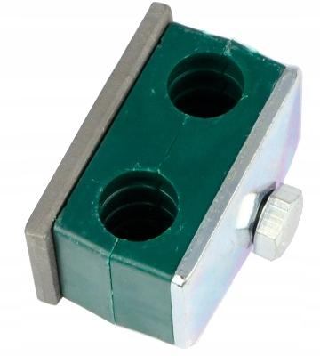 зажим на кабель гидравлический 15 двойная держатель
