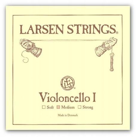 Item Larsen, fresh strings for cello cello medium