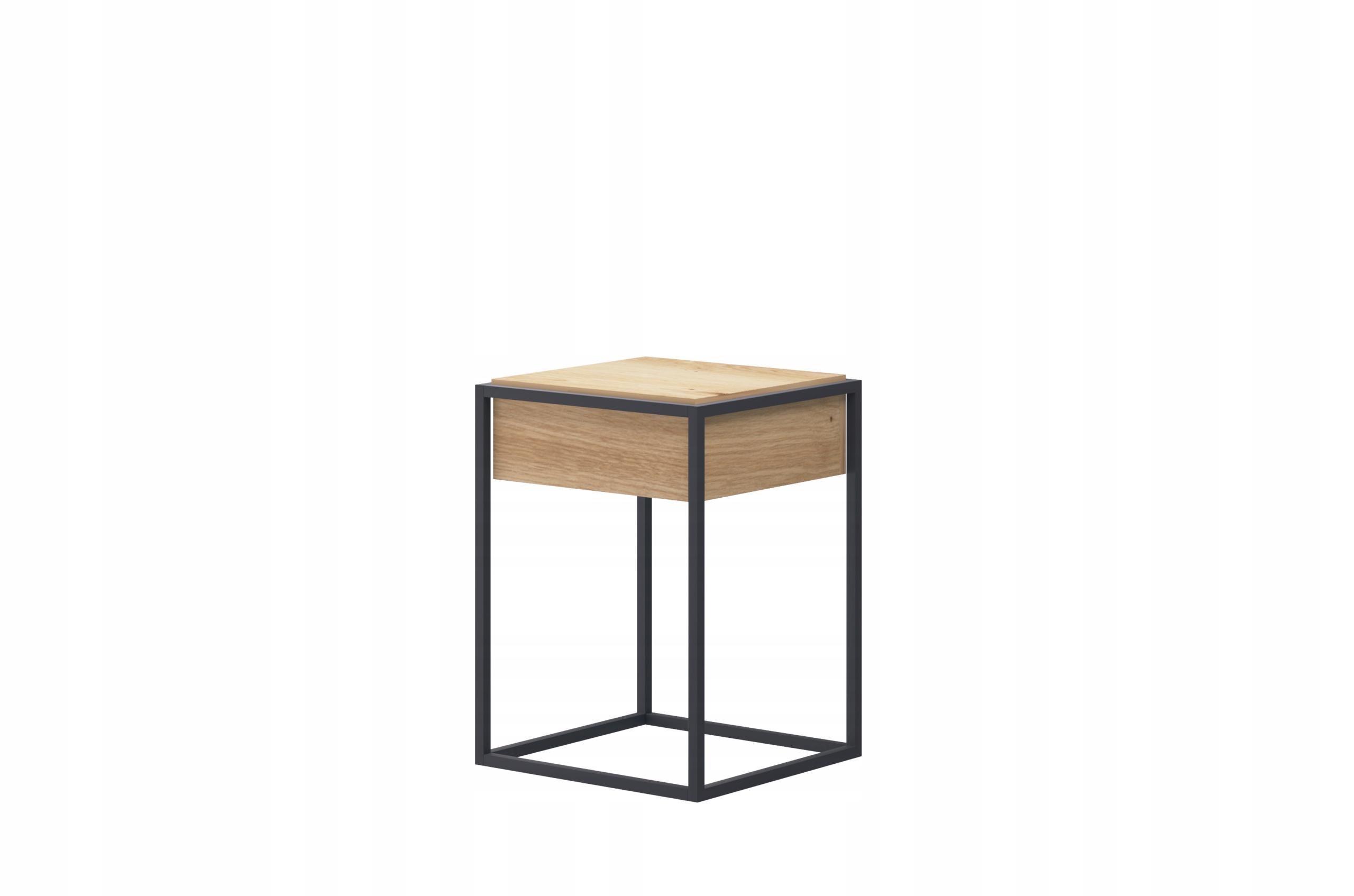 Konferenčný STOLÍK konferenčný stolík LOFT, ROČNÍK 40 cm - systém