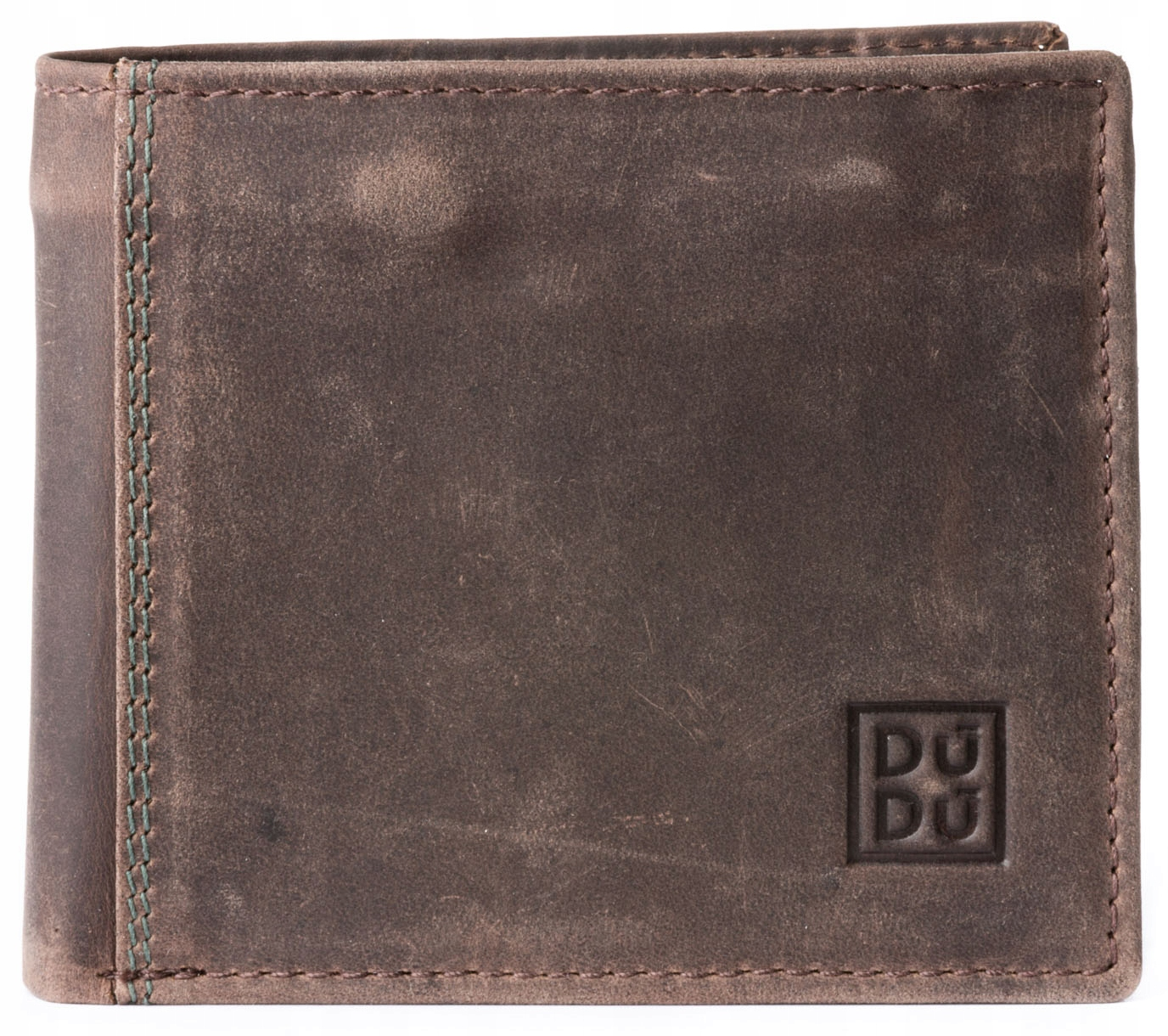 Malé Kožené Peňaženky Mens Brown Taliansky Dudubags