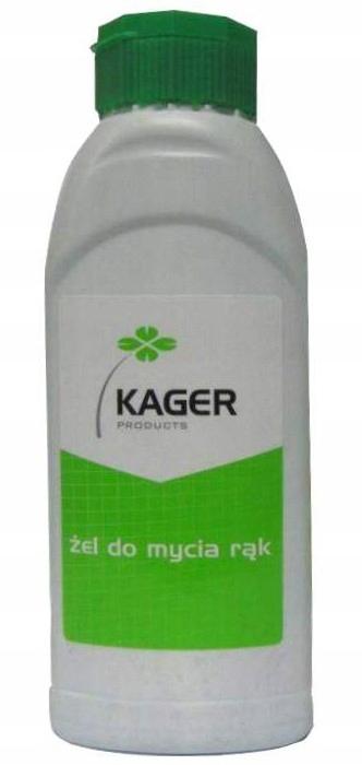 KAGER FRESH Гель для мытья рук 0.5л