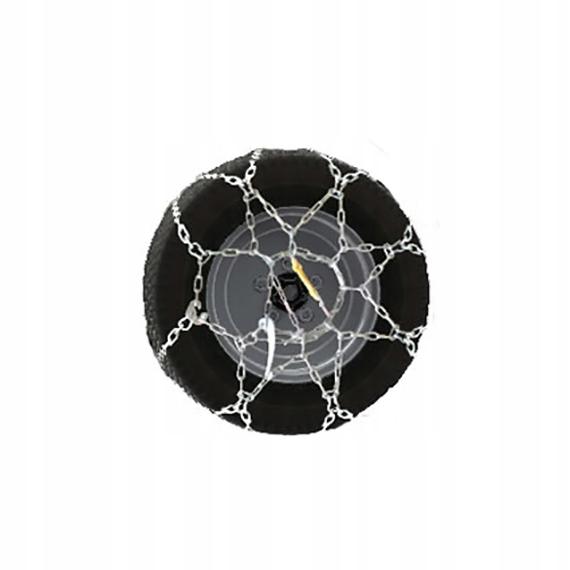 Oceľové reťaze kolesa ETESIA H124