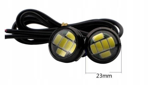 ZIBINTAS DIENOS KILPELE 6 LED 23 MM 4W EAGLE EYE