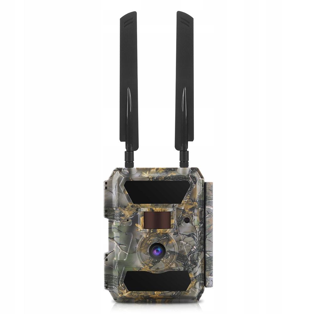 Fotopułapka Kamera Leśna SIM GSM Bezprzewodowa PRO Marka orllo