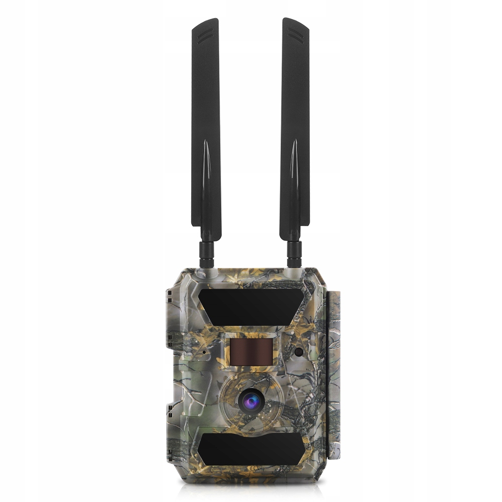 Fotopułapka Kamera Leśna SIM GSM GPS+Panel Solarny Marka orllo