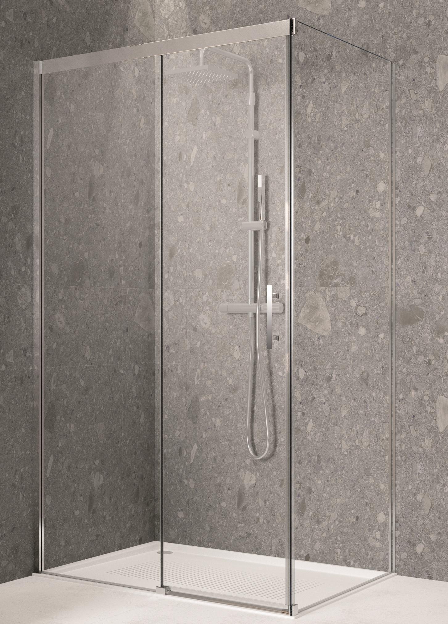 NOVELLINI sprcha KALI PH+FH ++170x100