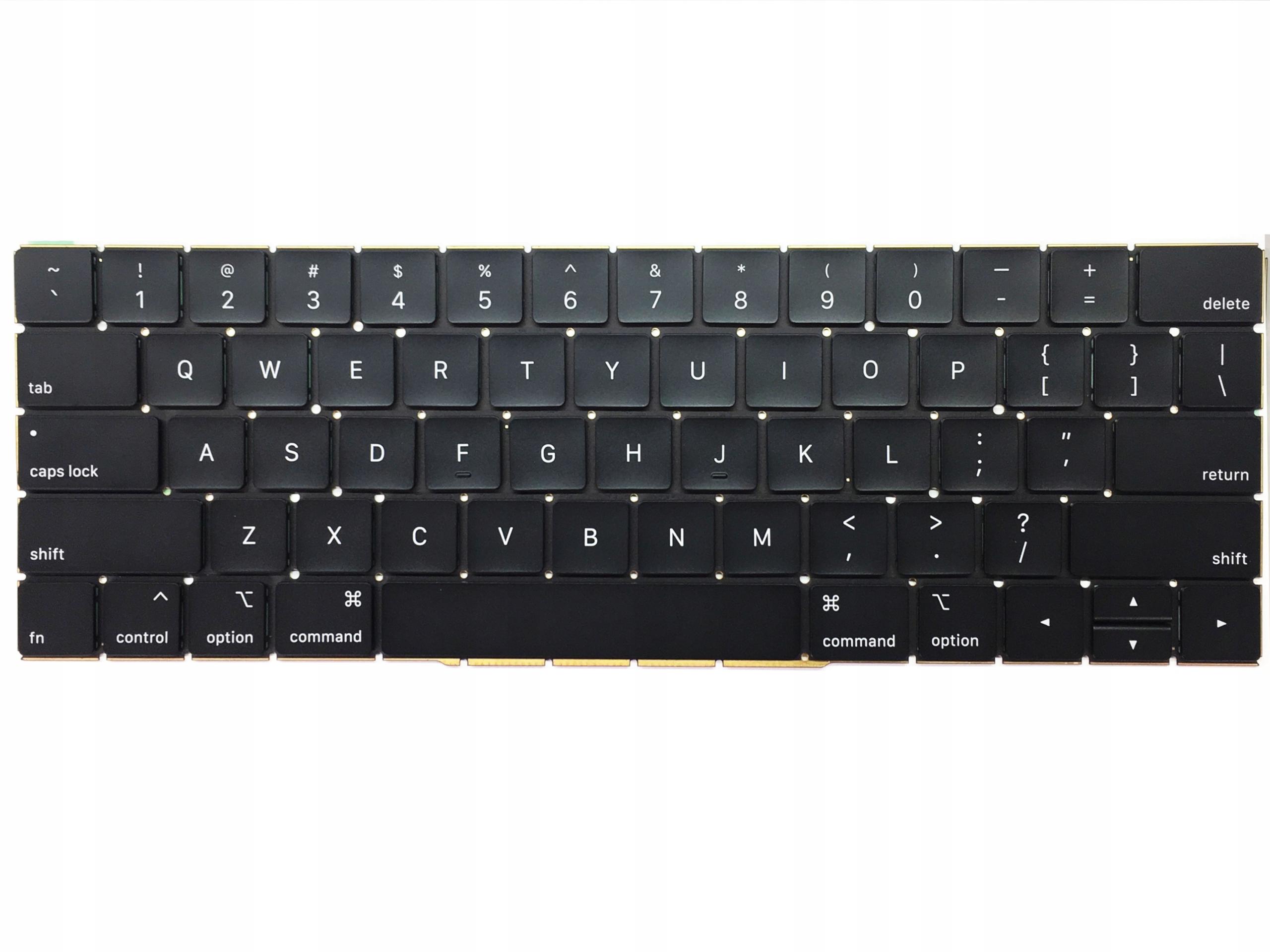 Klawiatura Apple Macbook Pro A1706 A1707 Touch 8384620022 - Sklep internetowy AGD, RTV, telefony, laptopy - Allegro.pl