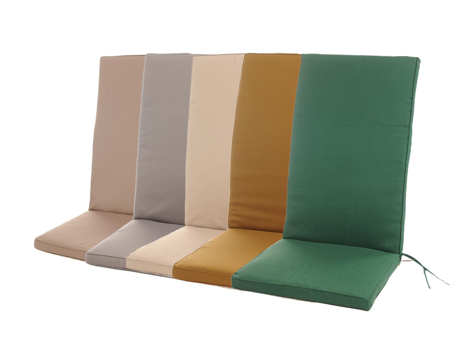 Wodoodporne poduszki na krzesła fotele ogrodowe