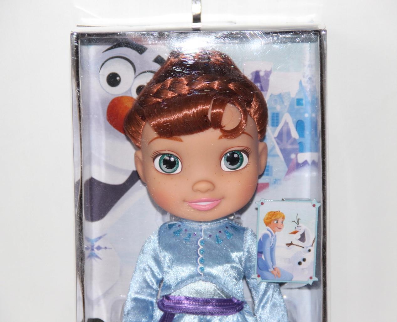 Disney bábika Anna Frozen Adventure Olaf