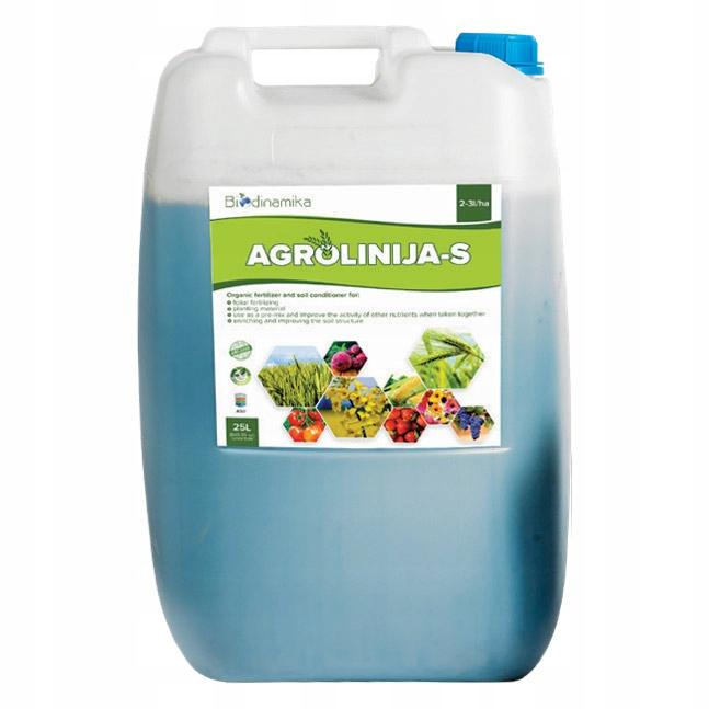 AGROLINIJA Внекорневое удобрение 10 га Зерновые, Травы 2500 л