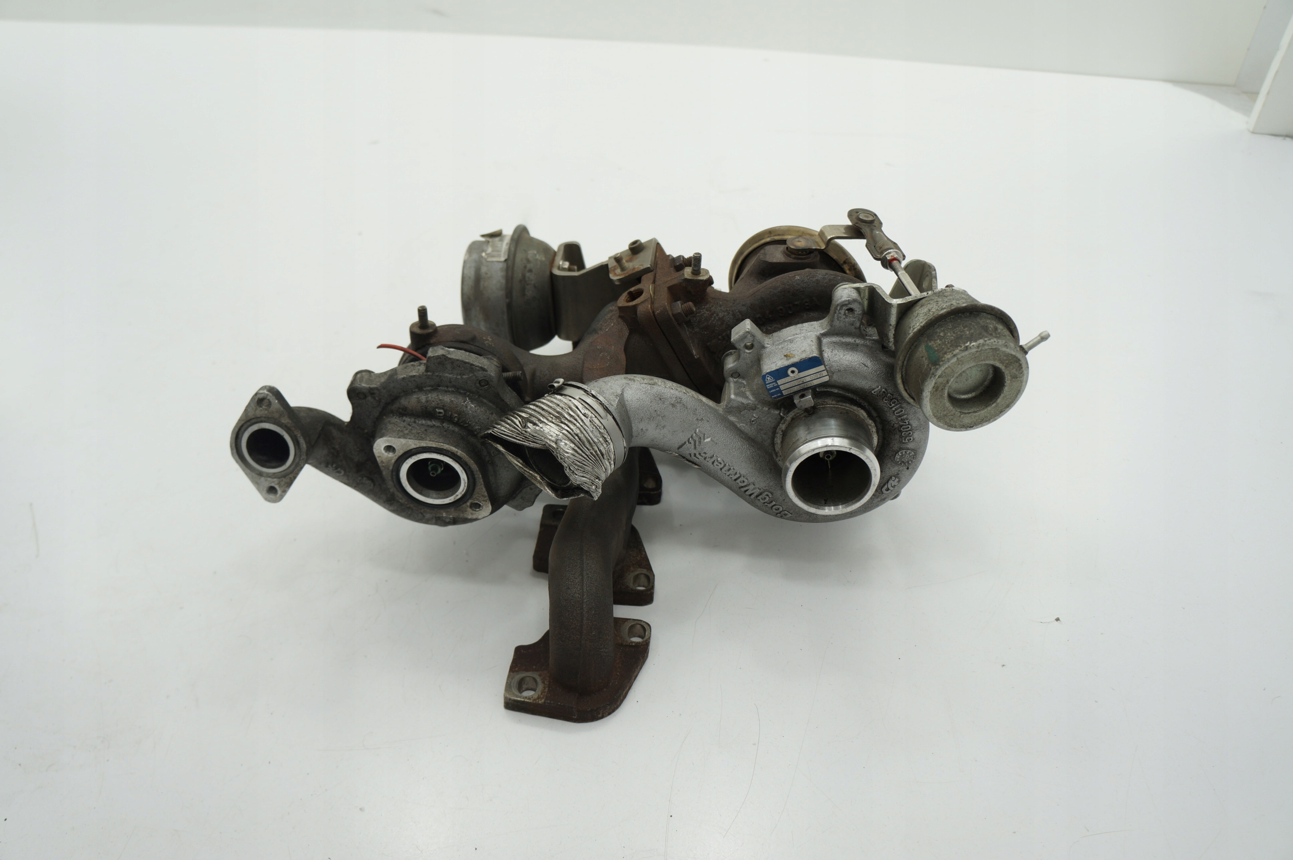 Picture of TURBOCHARGER TURBOCHARGER OPEL FIAT 1.9 BITURBO