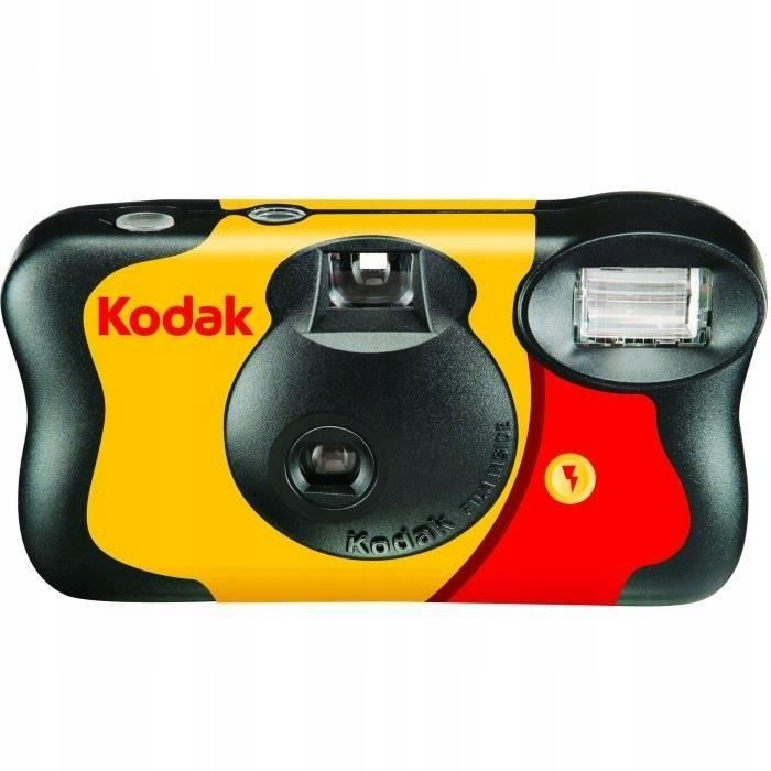 Kodak Jednorazová kamera 39 Fotografie + Flash lampa