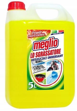 Meglio Spray Uniwersalny Odtłuszczacz 5 l