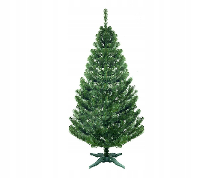 Umelé vianočné stromčeky LUX Jedľa 225cm Umelý STROM