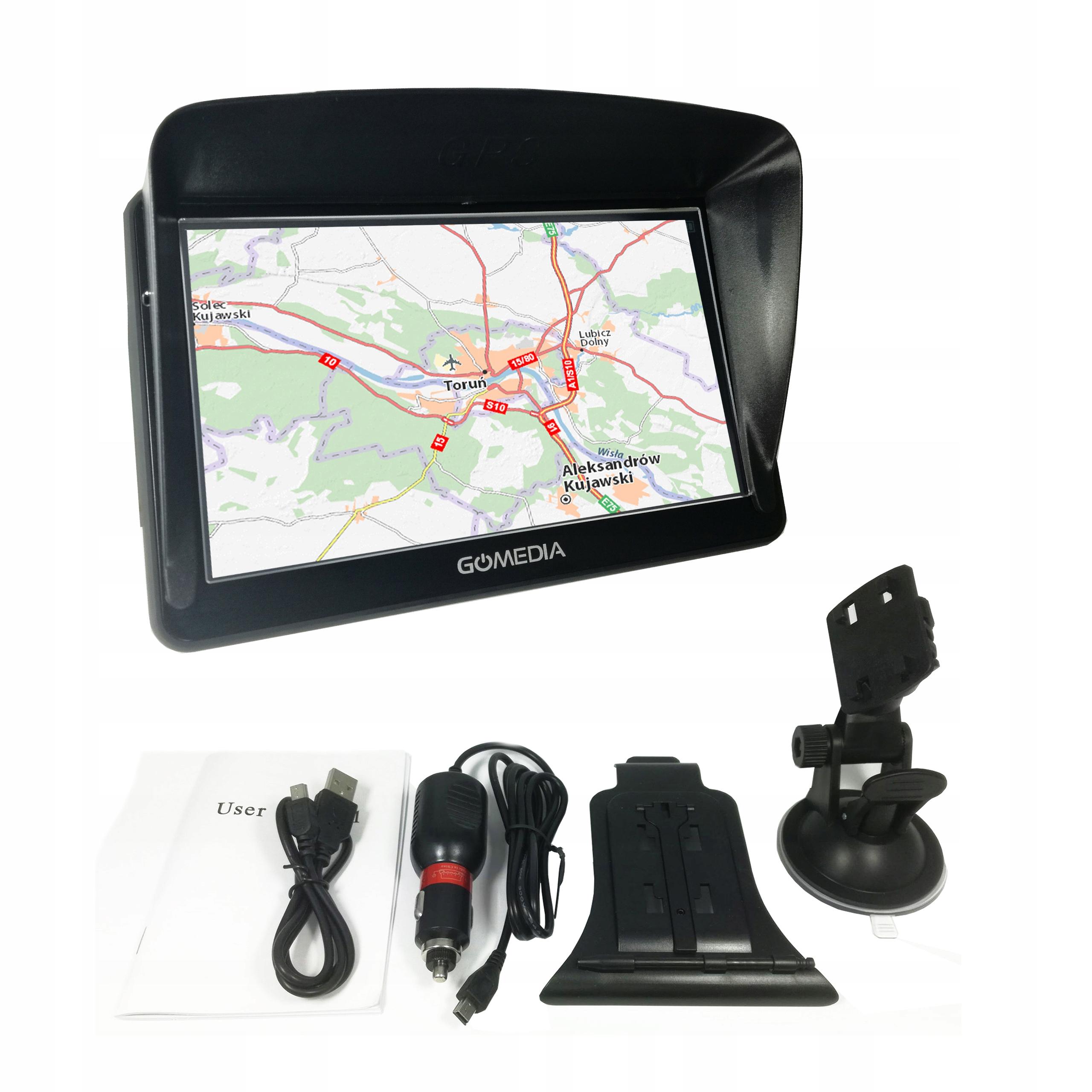 НАВИГАЦИЯ GPS7010 TIR TRUCK 7