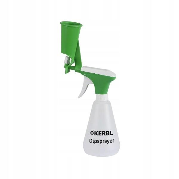 Zraszacz do dezynfekcji strzyków 500 ml z kubkiem