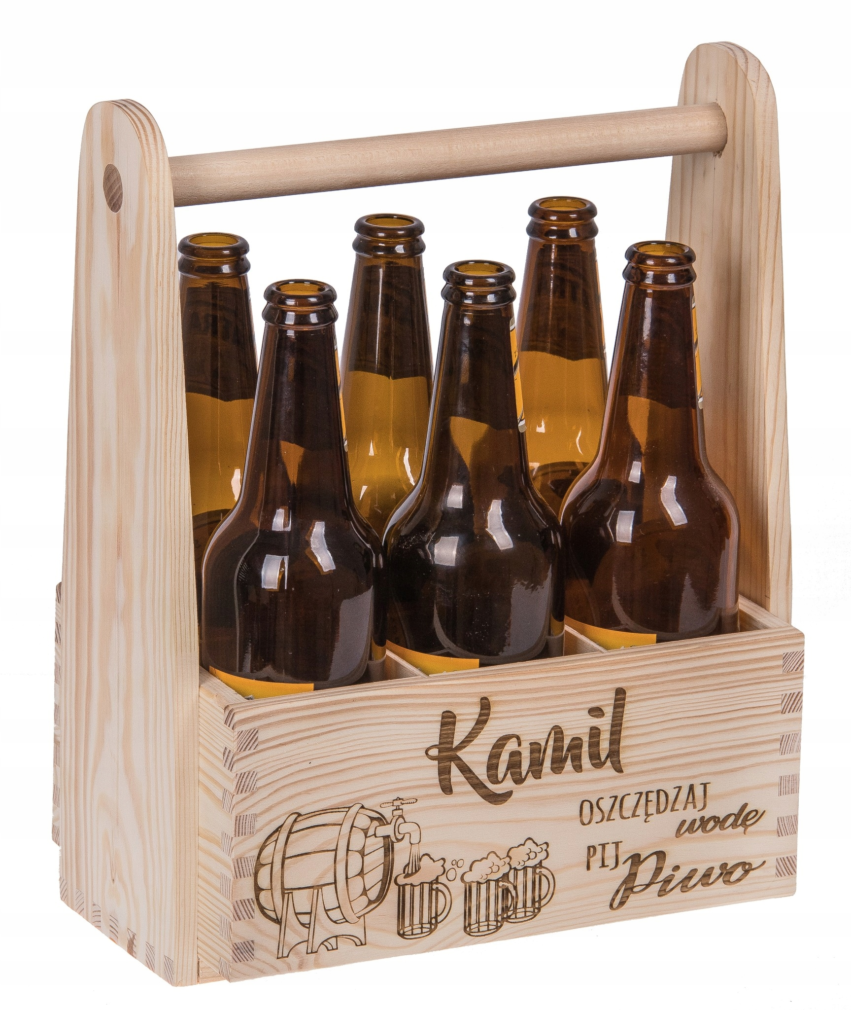 Item A case of BEER, carrying a gift for the birthday of the ENGRAVER!!