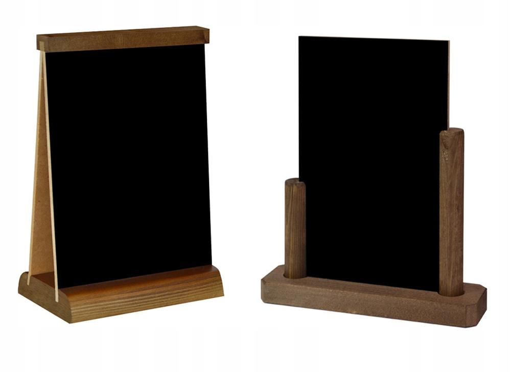 Black A5 stojaci stôl