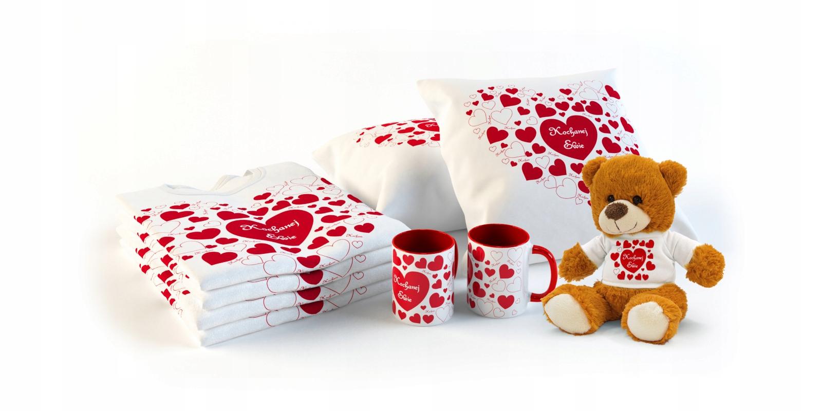 Мега набор подарков ко Дню всех влюбленных