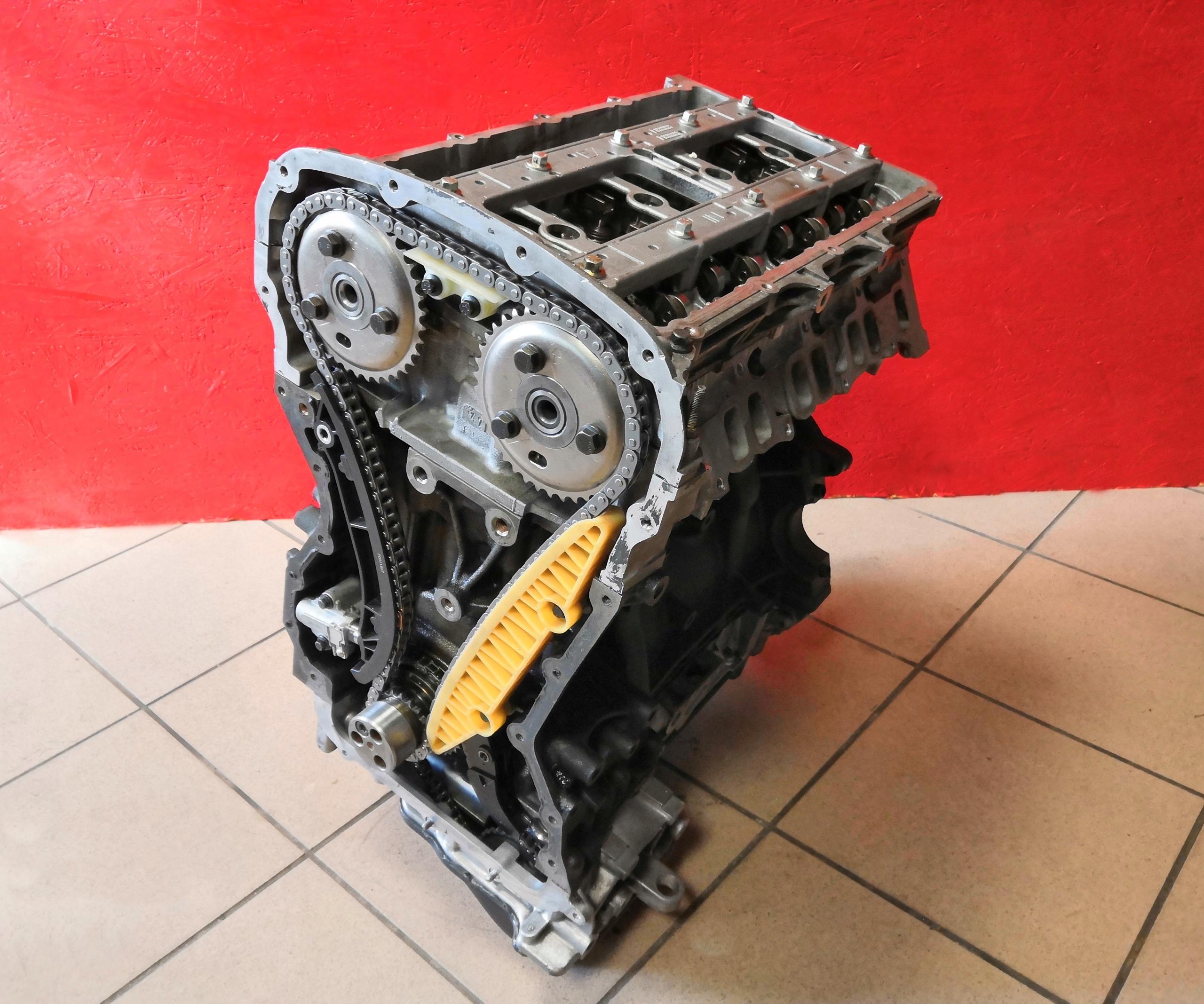двигатель 22hdi 06-11 boxer jumper puma макс.