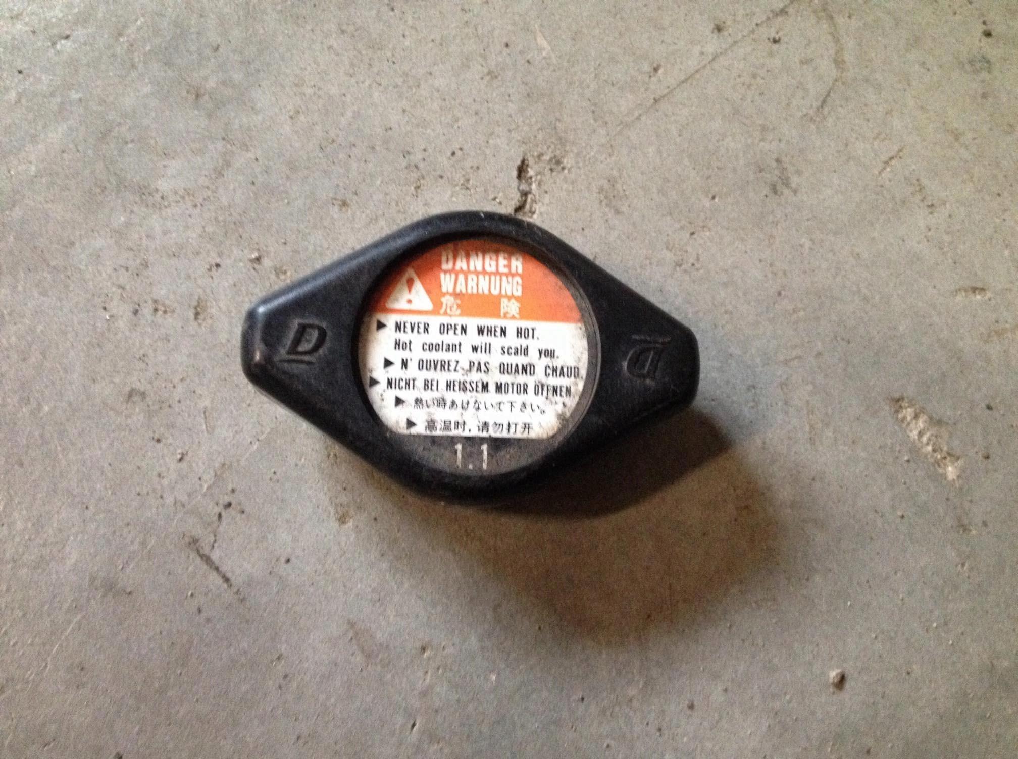 пробка радиатора honda civic vii 14 16 17 20