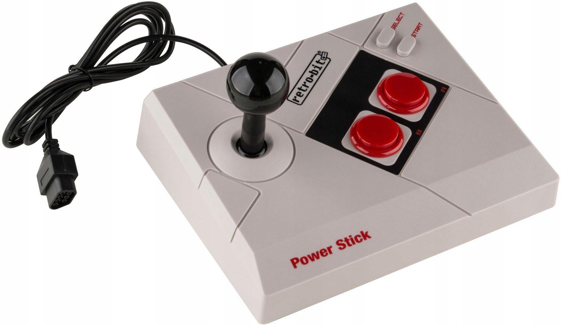 Купить Ретро-бит Power Stick как NES Advantage FV23 24 ЧАСА на Otpravka - цены и фото - доставка из Польши и стран Европы в Украину.