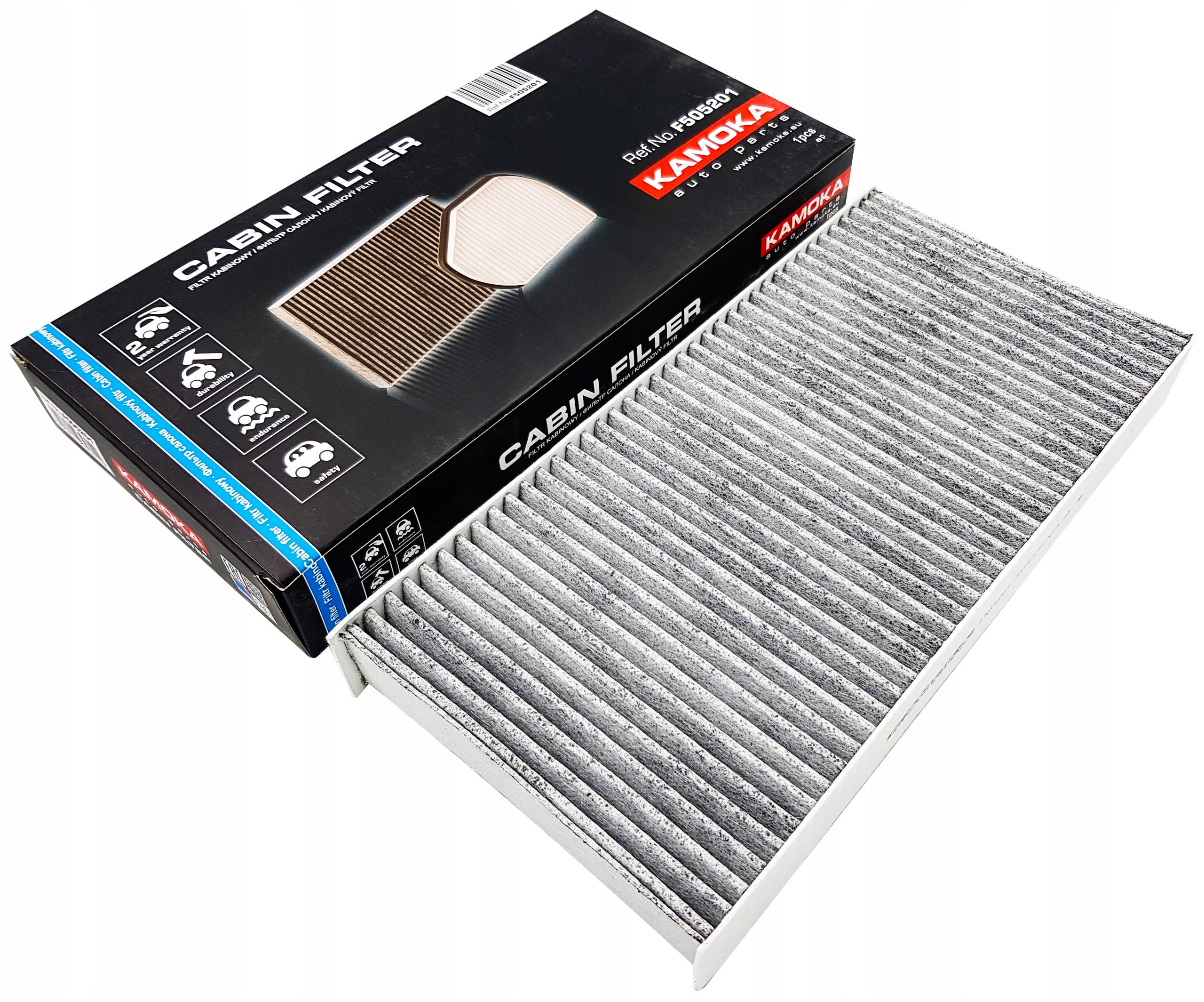 фильтр кабины угольный kamoka к peugeot 407