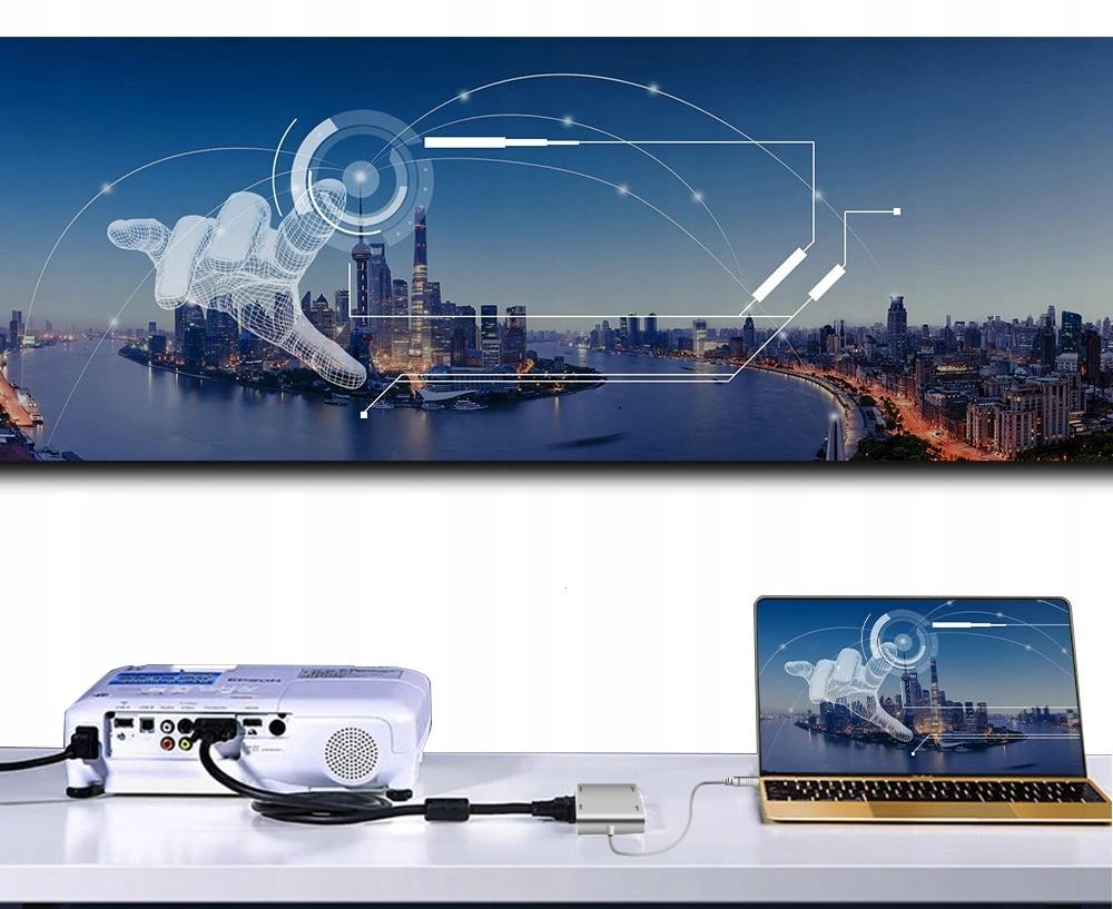 Купить КОНВЕРТЕР USB 3.0 К HDMI VGA АДАПТЕР DVI LAN Rj45 на Otpravka - цены и фото - доставка из Польши и стран Европы в Украину.