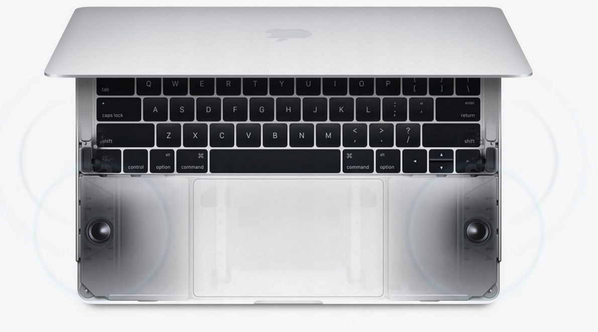 Apple MacBook Pro 16 i7 2.6 16GB 512 SSD 5300M 4GB Typ standardowy
