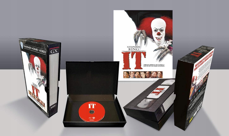 TO Stephen King's Vintage VHS Pack (Blu-ray)/EN