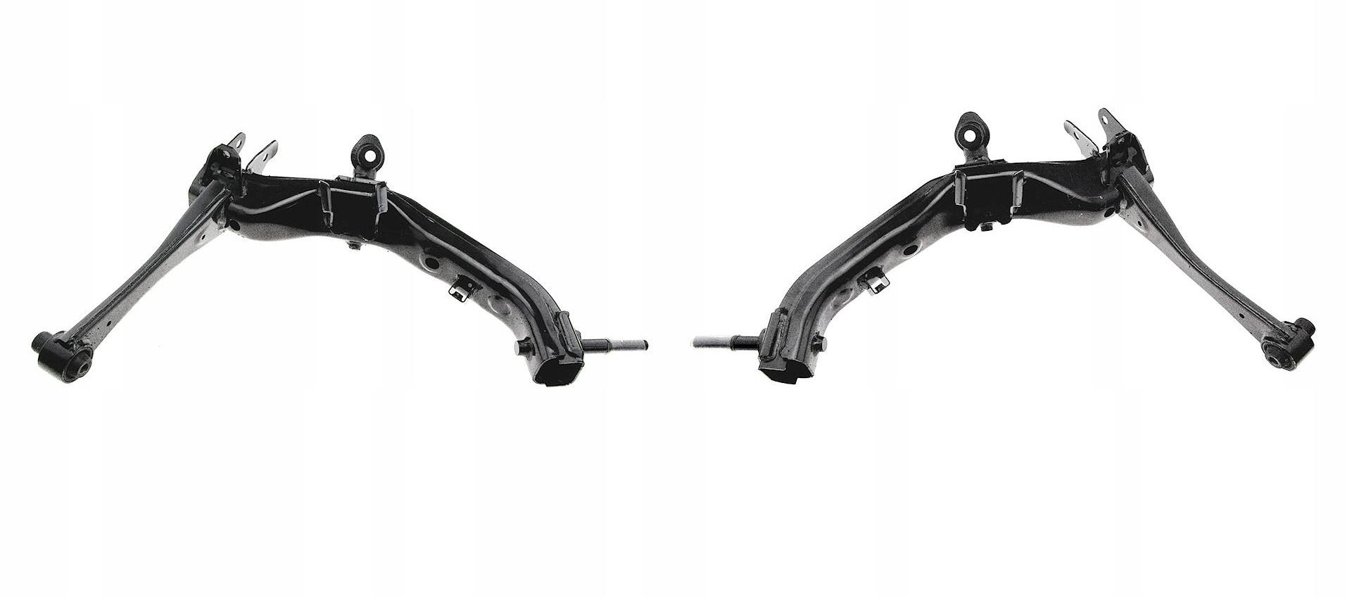 рычаг независимой подвески колеса сзади левый + правый toyota avensis t25 03-
